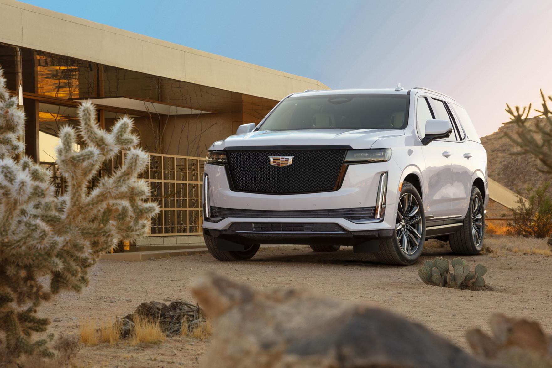 Release 2022 Cadillac Escalade Video