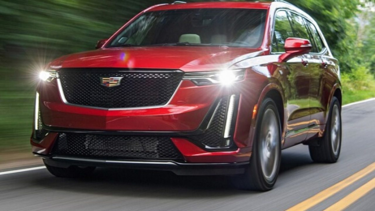 Release Date and Concept 2022 Cadillac Xt6 Release Date