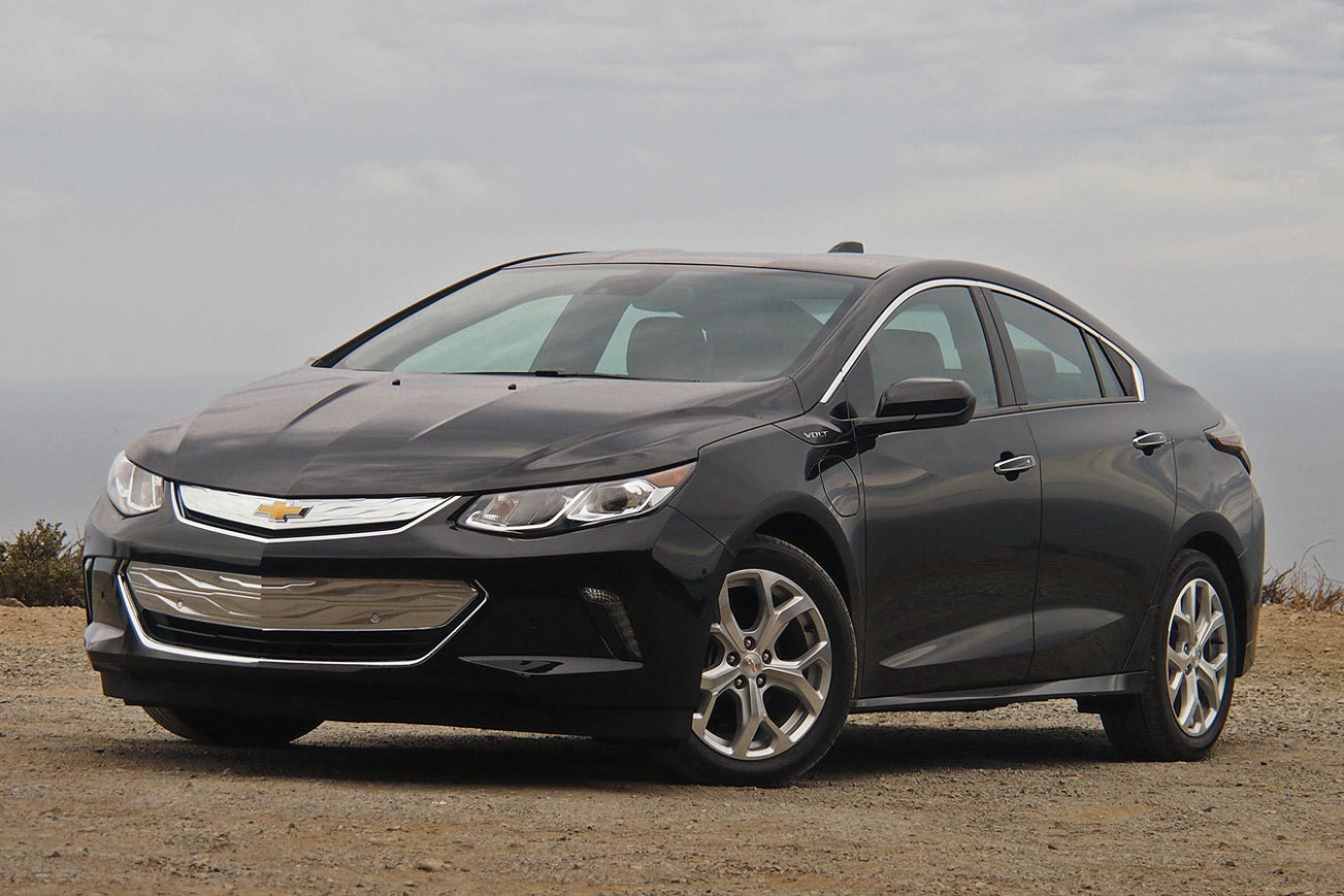 Performance and New Engine 2022 Chevrolet Volt
