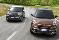 Review and Release date 2022 Fiat 500L