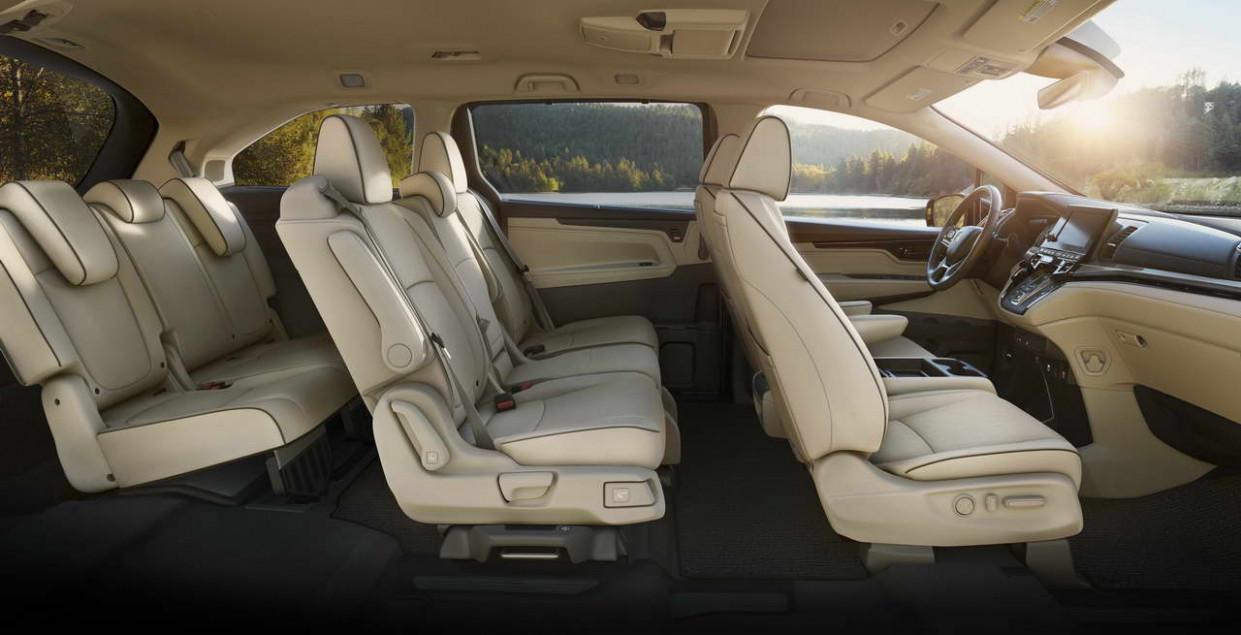 Concept 2022 Honda Odyssey