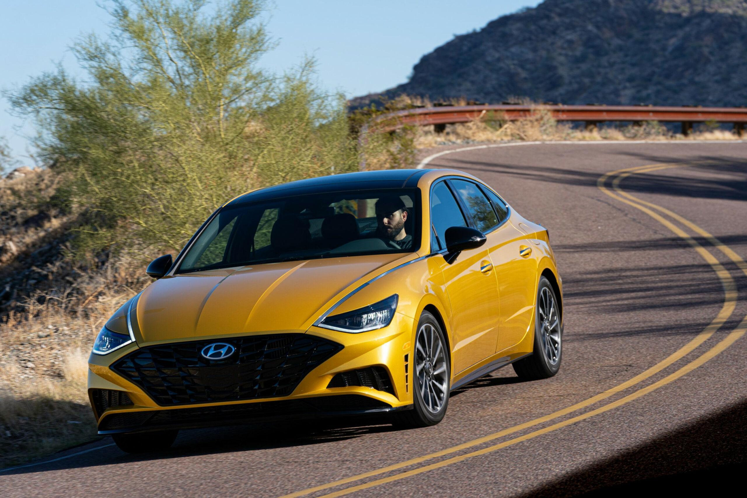 Price and Review 2022 Hyundai Sonata Engine Options