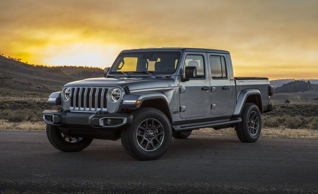 Configurations 2022 Jeep Gladiator Msrp