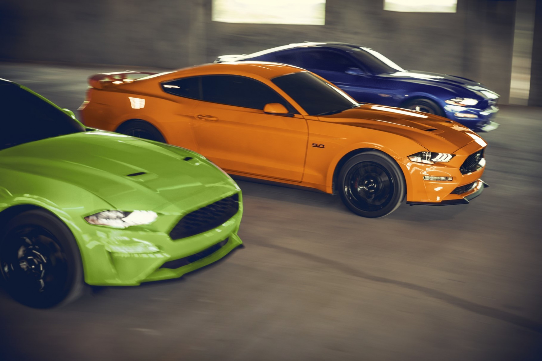 Performance and New Engine 2022 Mustang Rocket
