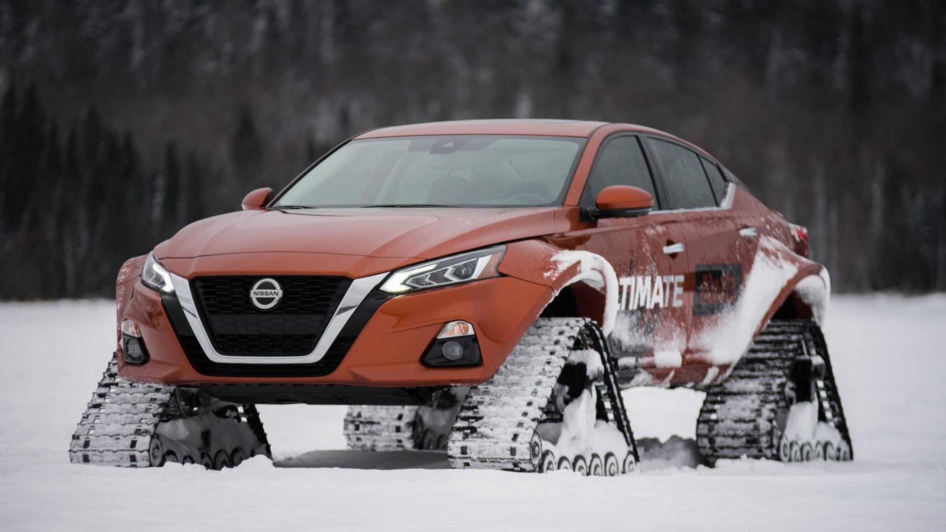 Redesign 2022 Nissan Altima