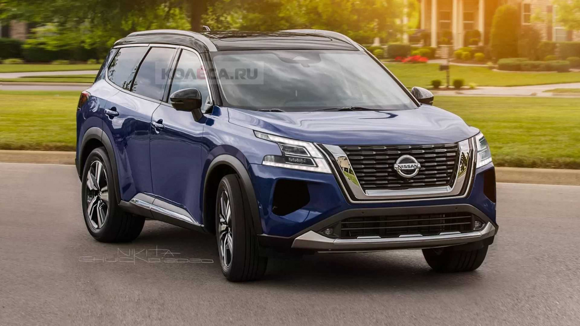 First Drive 2022 Nissan Pathfinder Hybrid