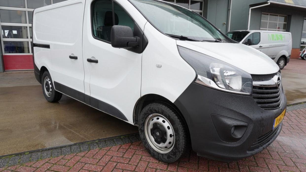 Price and Review 2022 Opel Vivaro