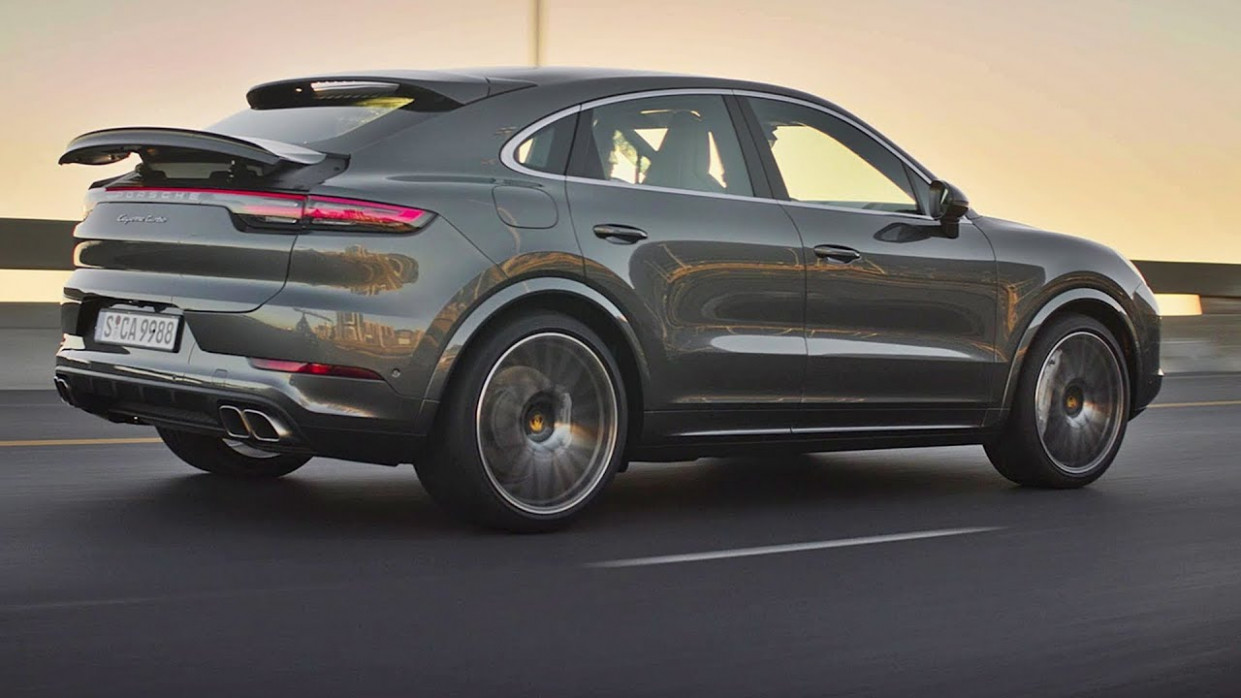 Price and Review 2022 Porsche Cayenne