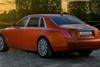 Redesign and Concept 2022 Rolls Royce Phantoms