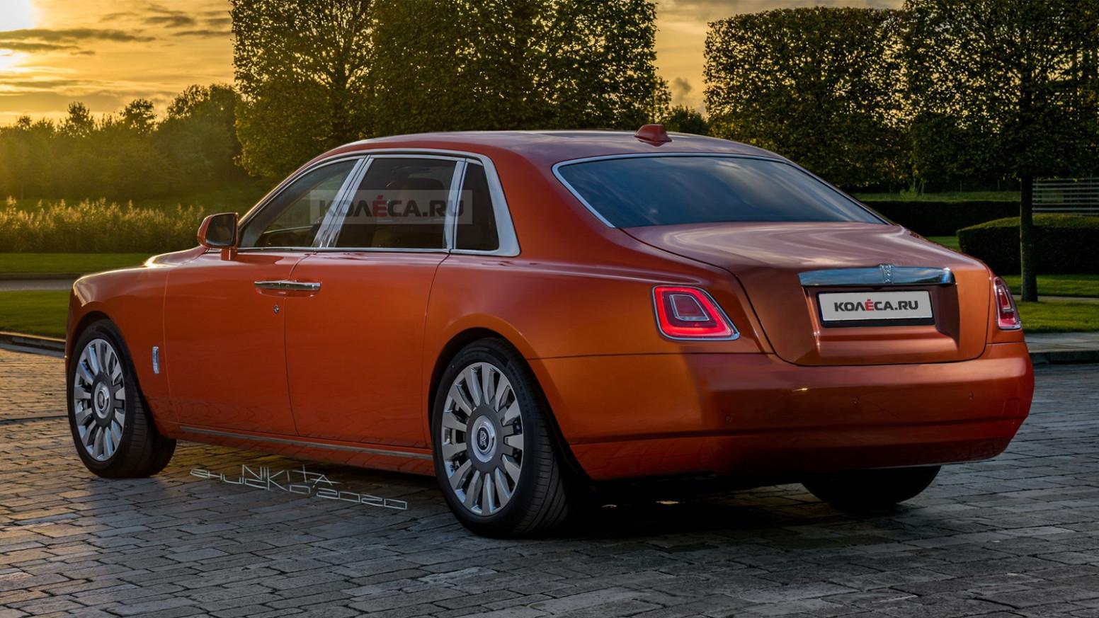 Picture 2022 Rolls Royce Phantoms