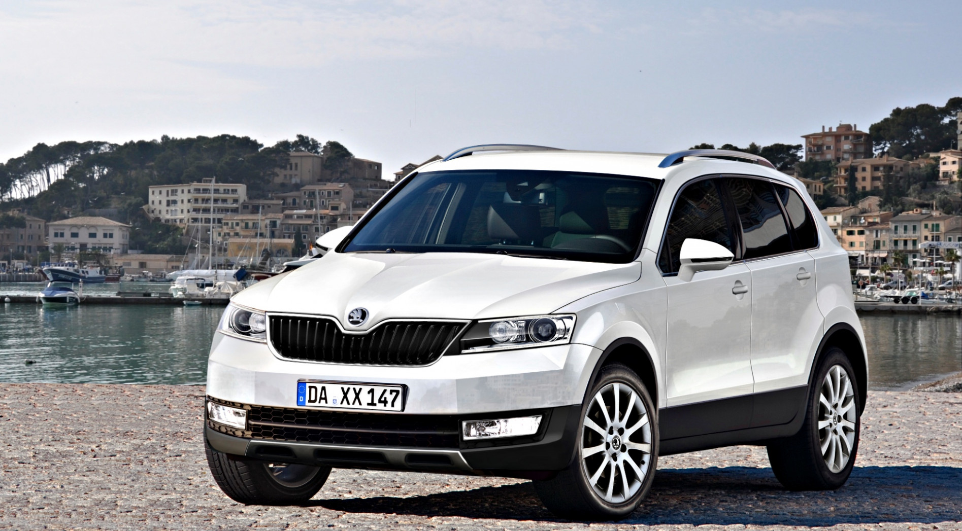 Redesign and Review 2022 Skoda Snowman Full Preview