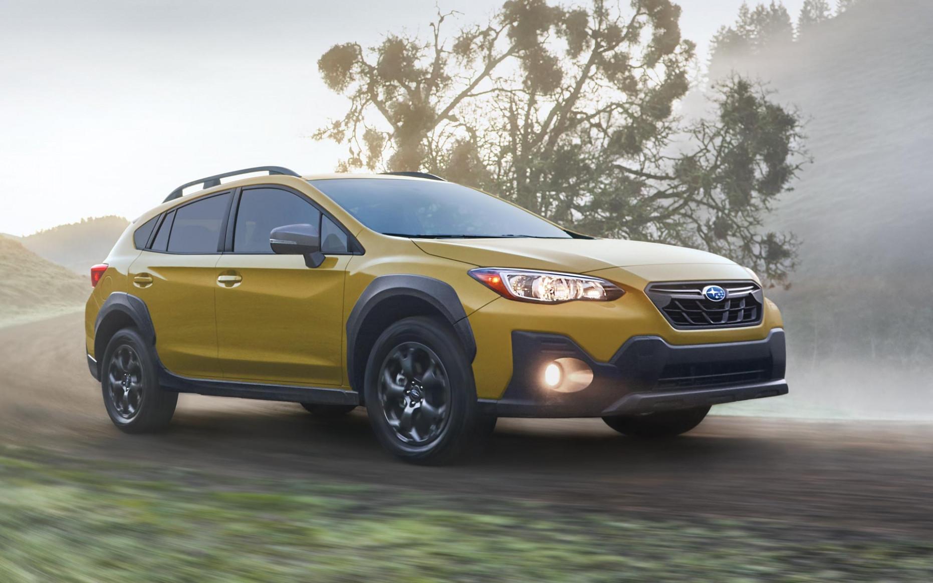 New Concept 2022 Subaru Crosstrek Release Date