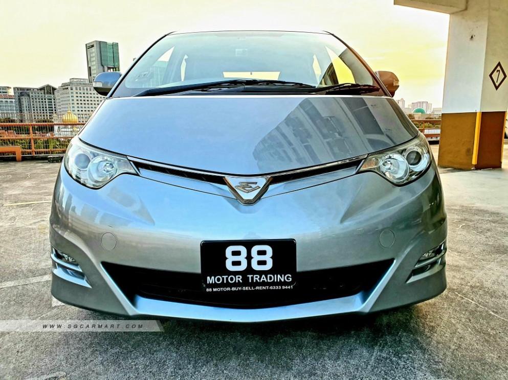 New Review 2022 Toyota Estima