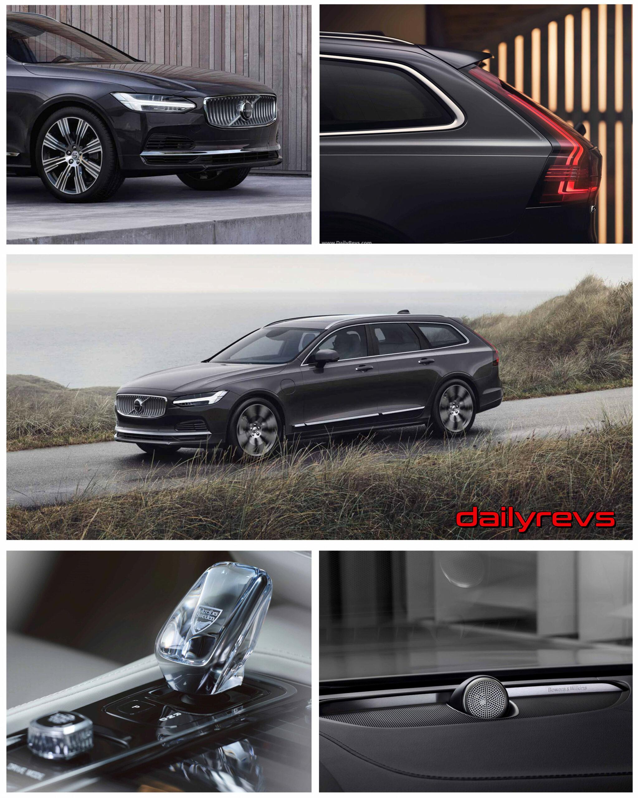 Price 2022 Volvo V90 Specification