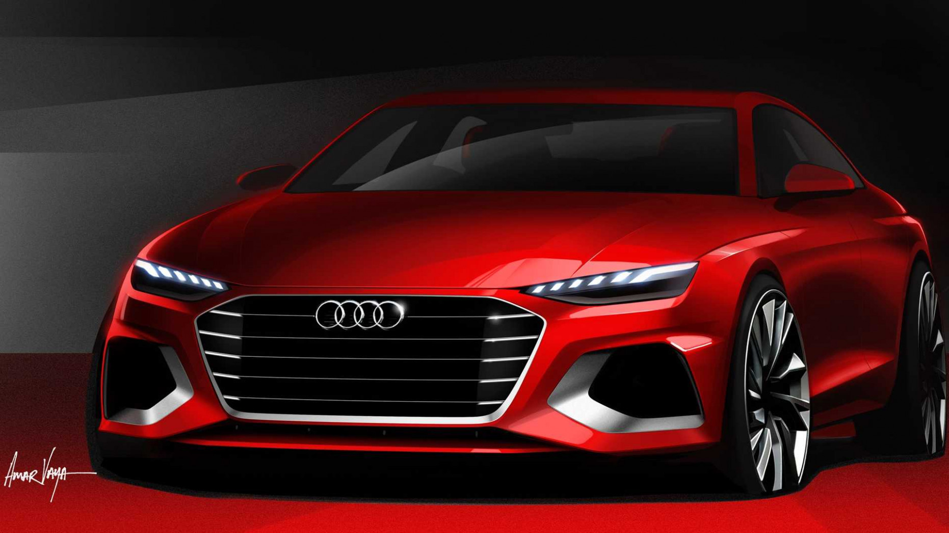 Concept and Review Audi A4 2022 Interior