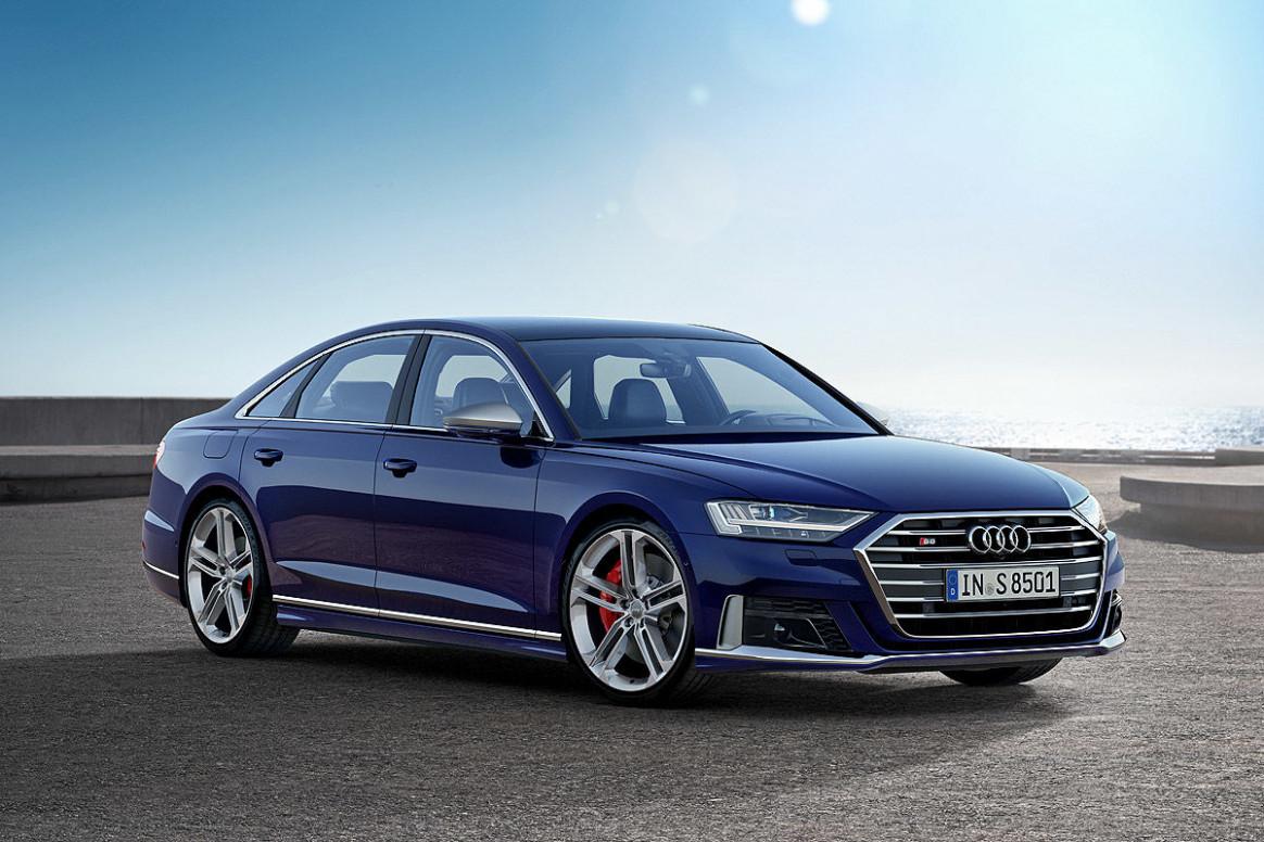 Photos Audi S8 2022