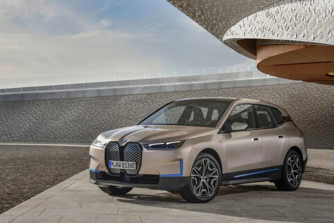 Price BMW Electric Suv 2022