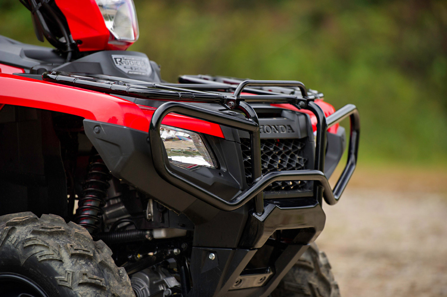 First Drive Honda Atv 2022