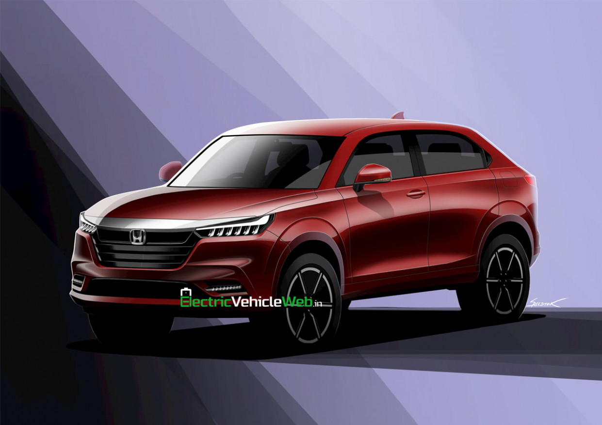 Redesign and Concept Honda Hrv 2022 Redesign