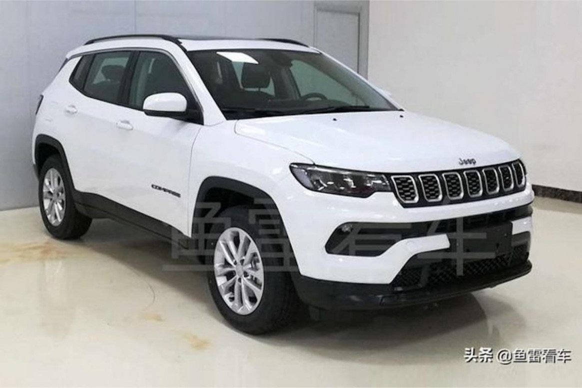 Speed Test Jeep Compass 2022
