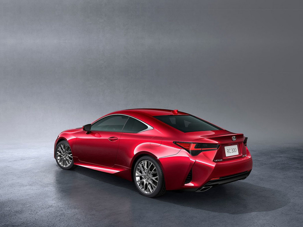 New Review Lexus Rc 2022