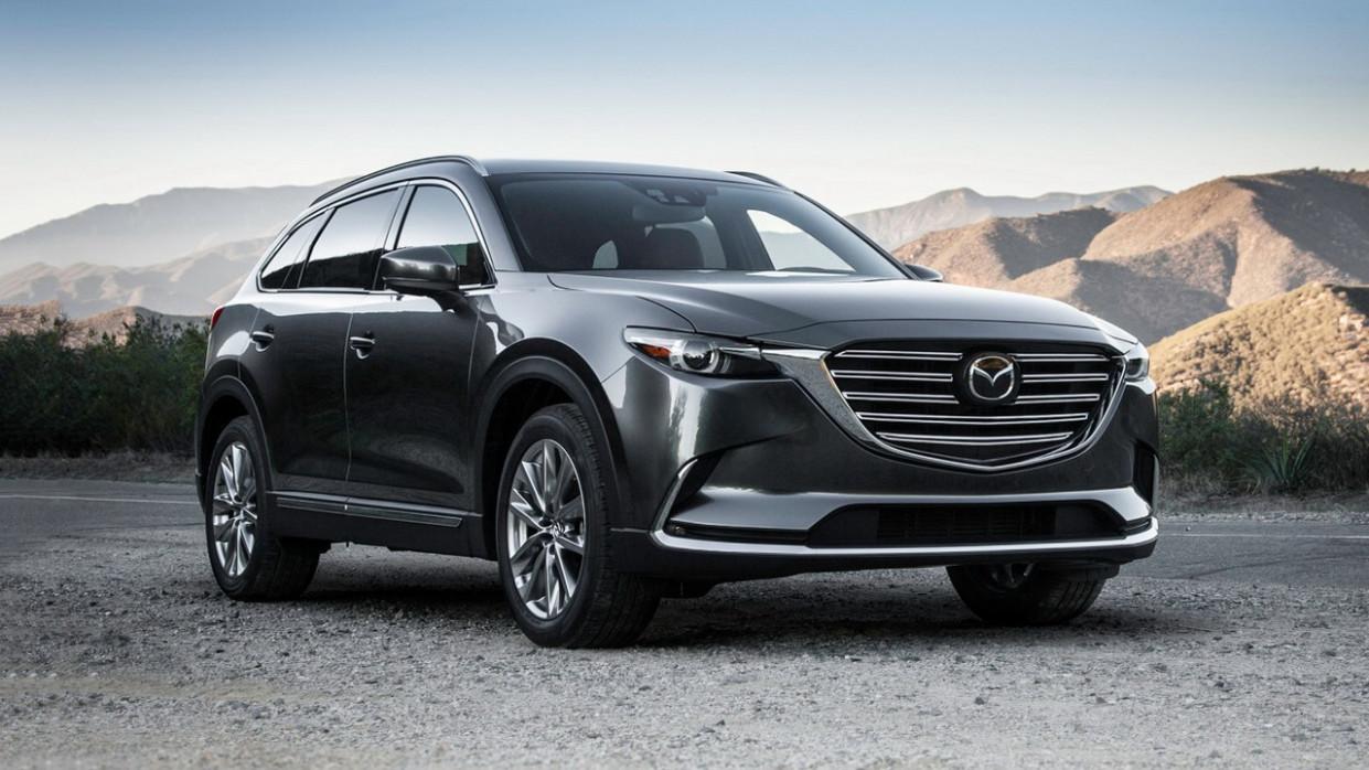 Model Mazda Cx 9 2022 Interior