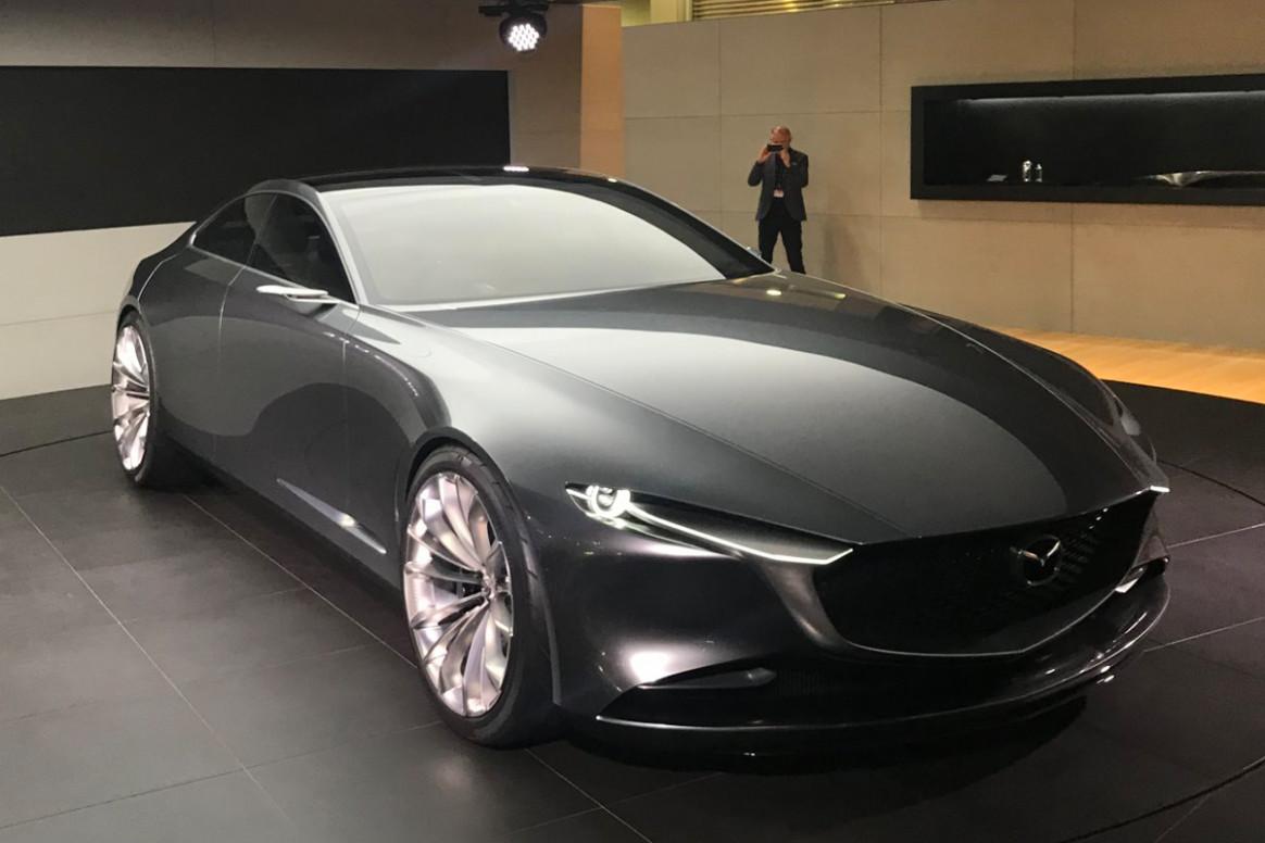 Redesign and Concept Mazda Neue Modelle Bis 2022