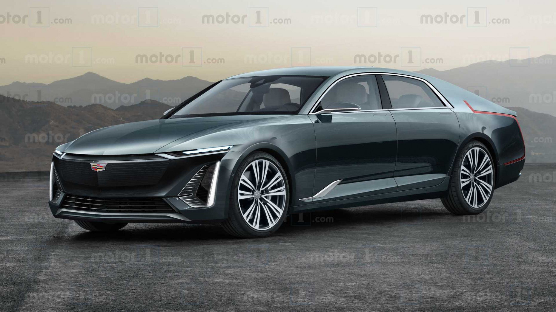 Redesign and Review New Cadillac Sedans For 2022