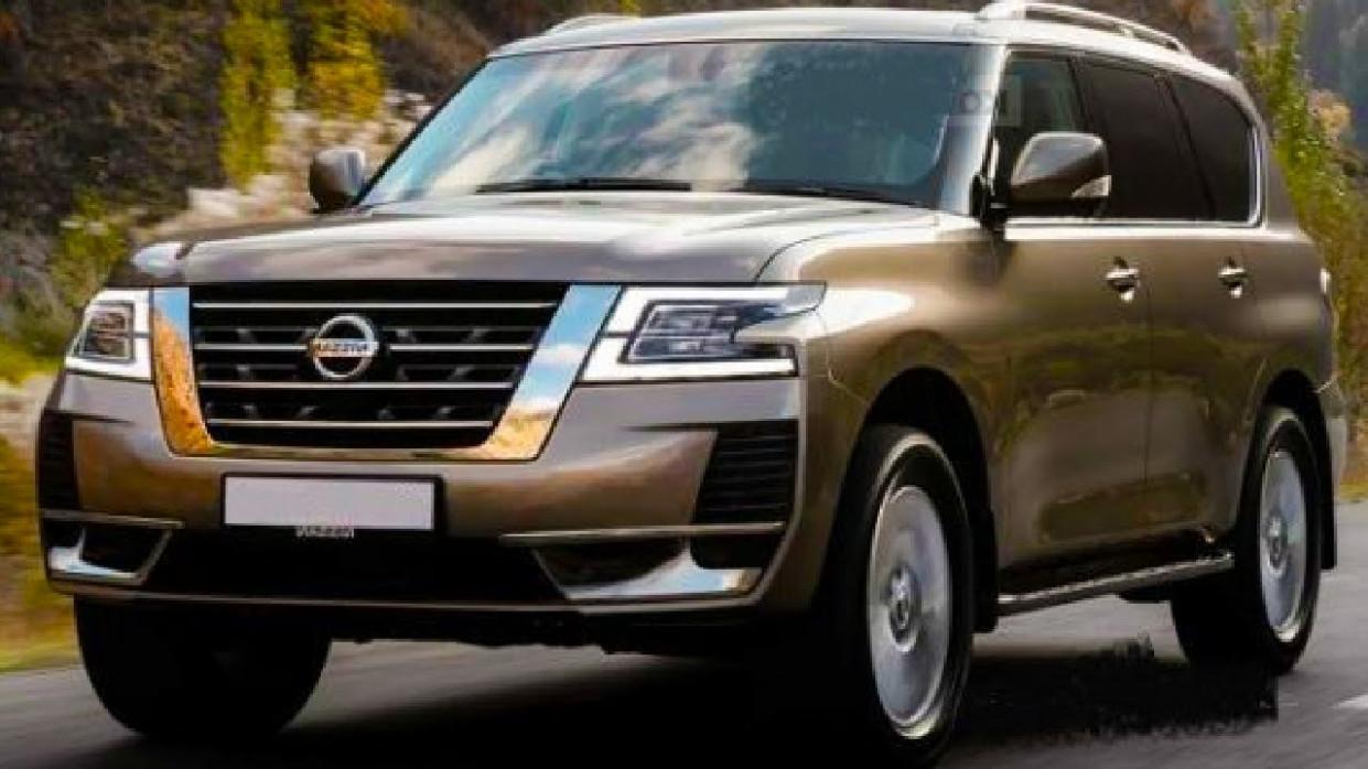 Ratings Nissan Patrol 2022 Redesign