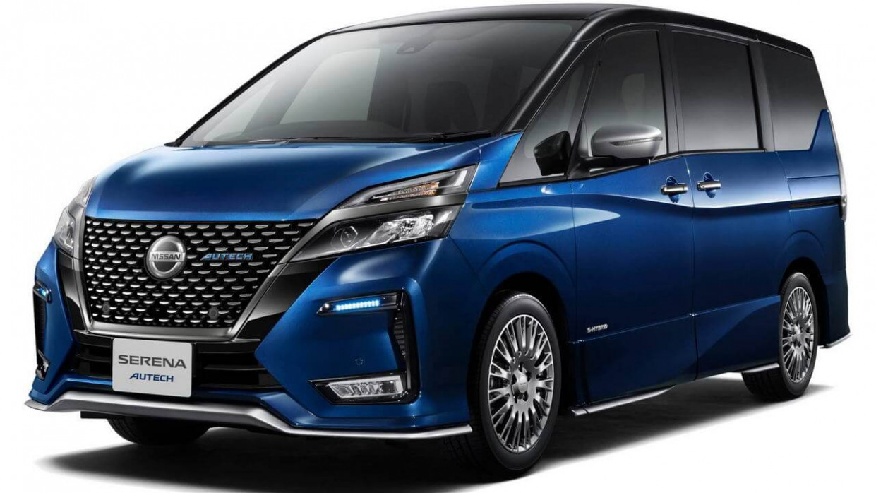 Specs and Review Nissan Serena 2022