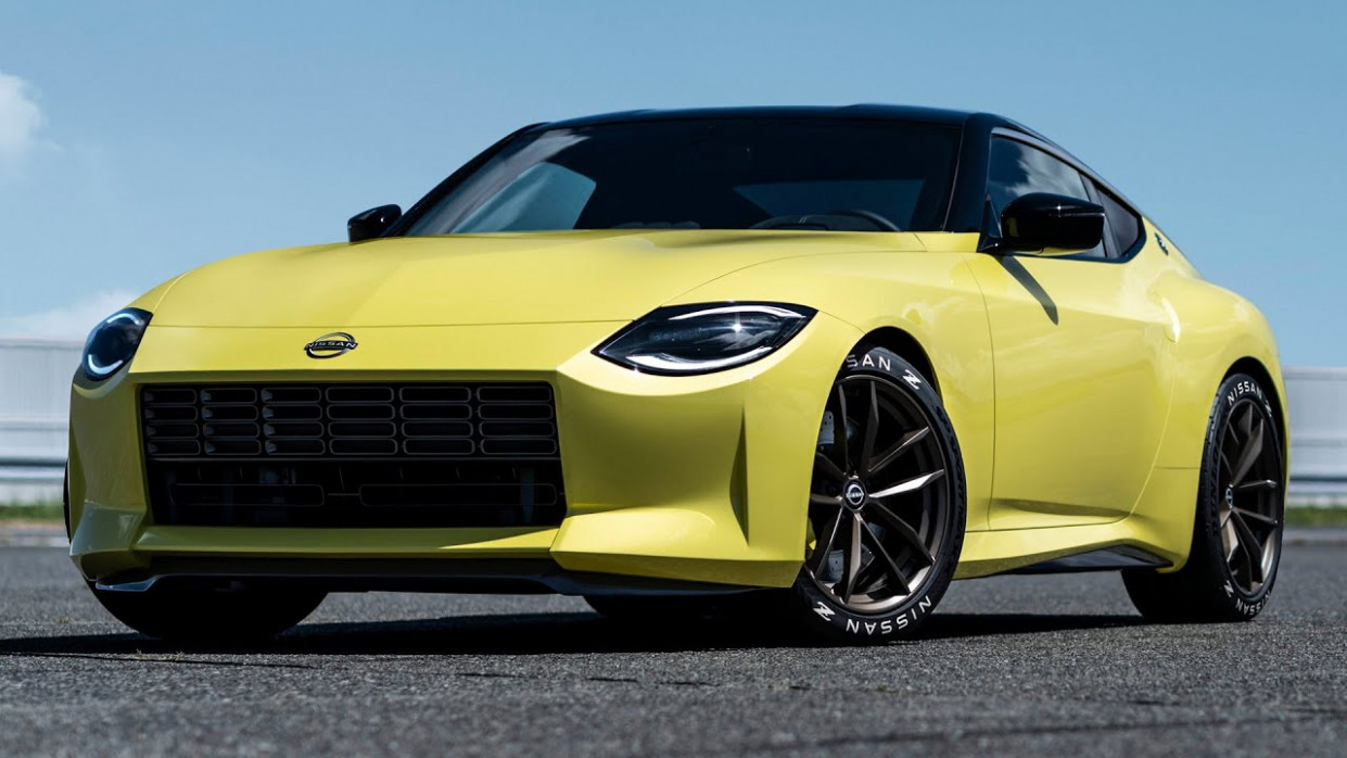 New Model and Performance Nissan Z Car 2022