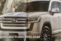 reviews toyota new land cruiser 2022