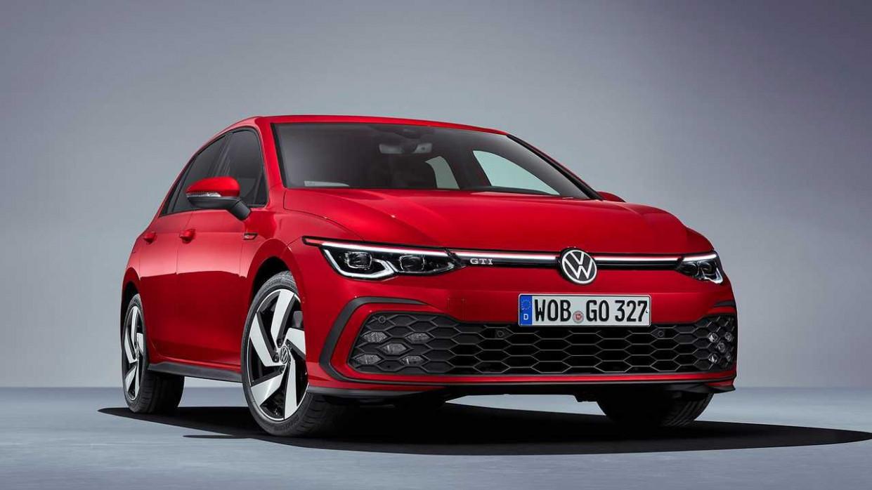 Photos Volkswagen Gti 2022