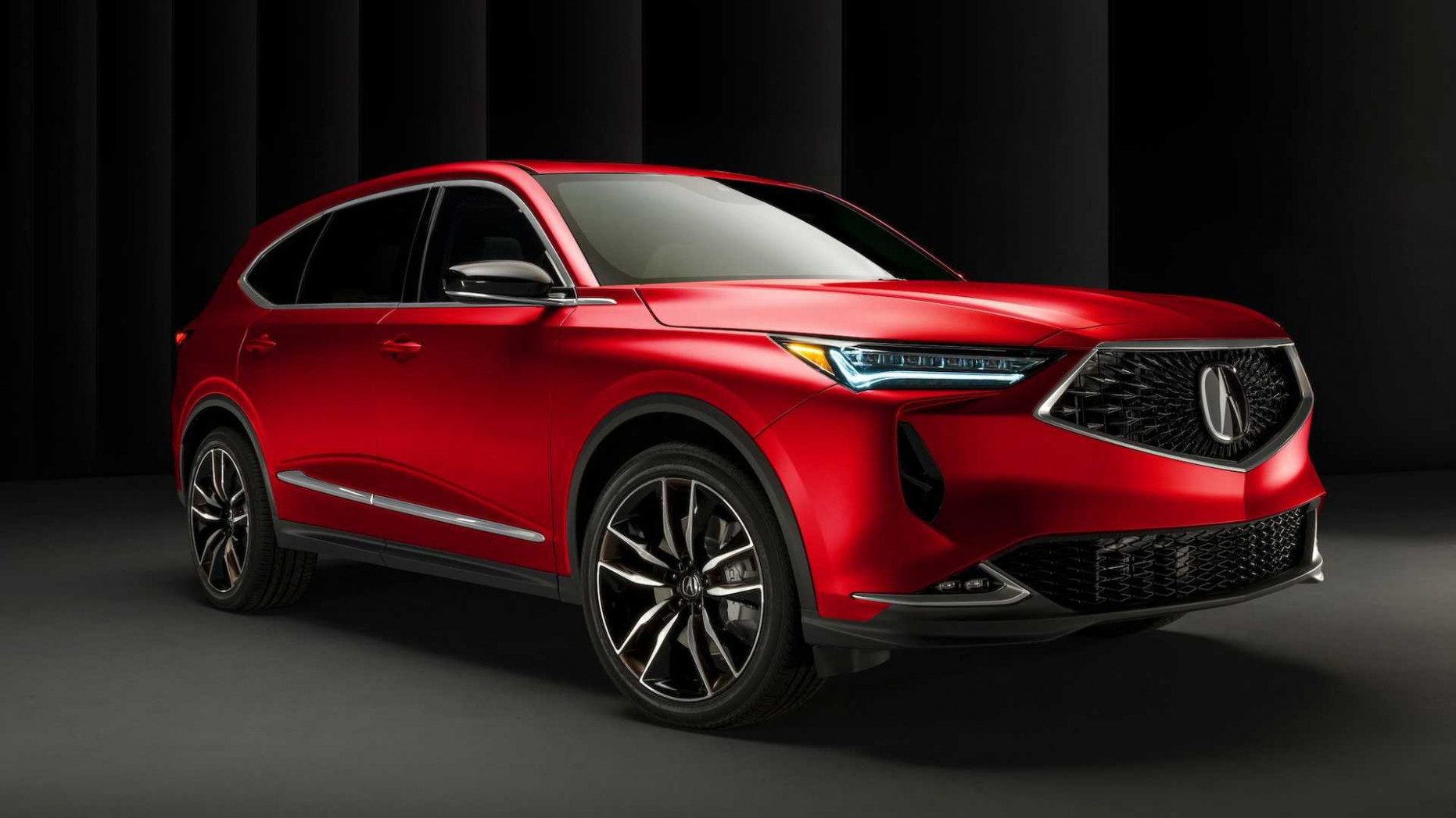 Ratings 2022 Acura Mdx Pmc