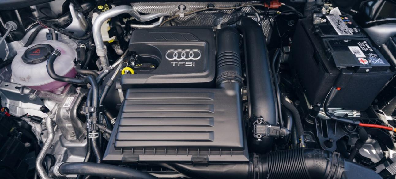 History 2022 Audi Q3 Usa