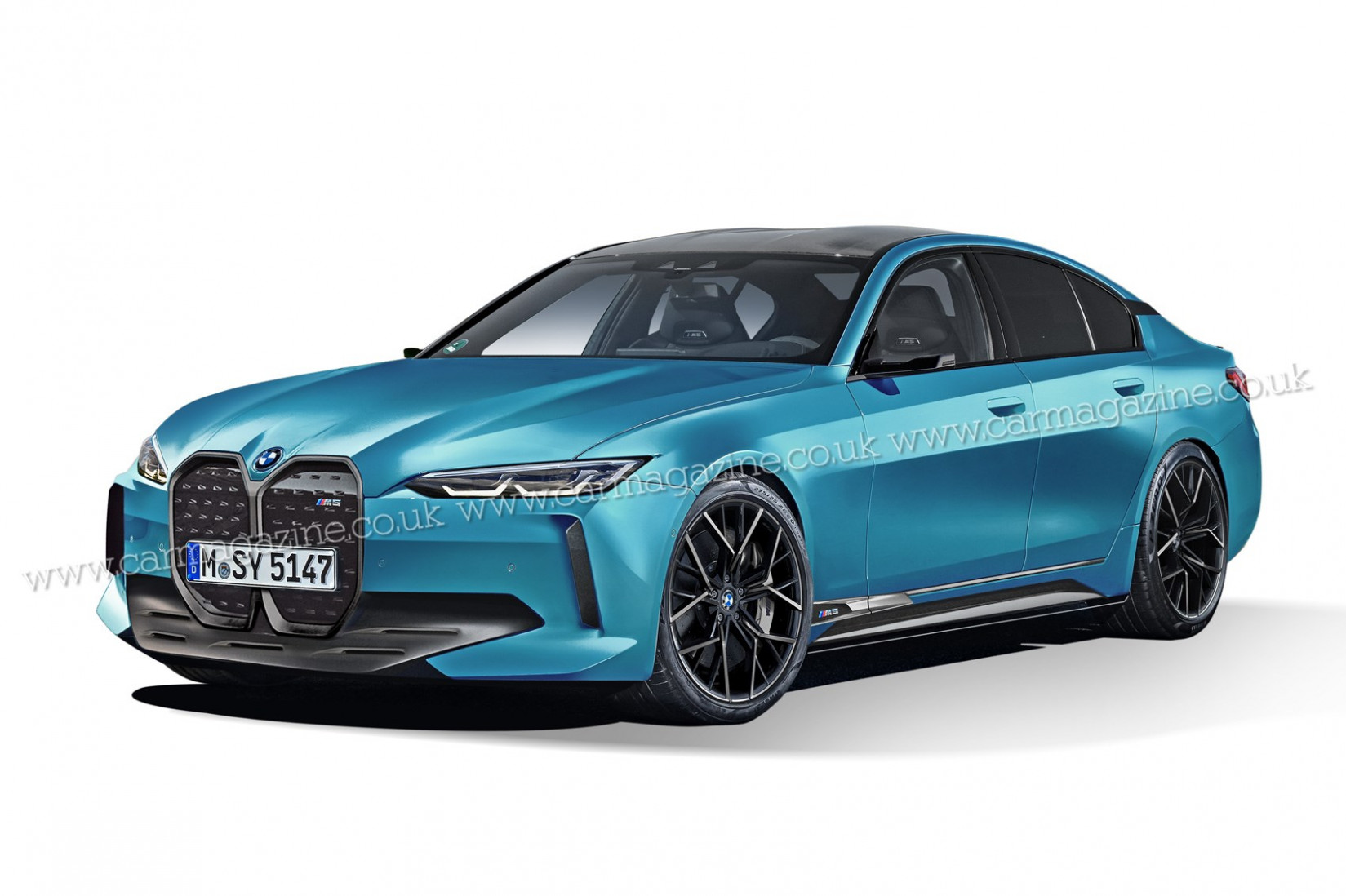 Price, Design and Review 2022 BMW M5 Get New Engine System