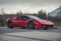 rumors 2022 ferrari 458