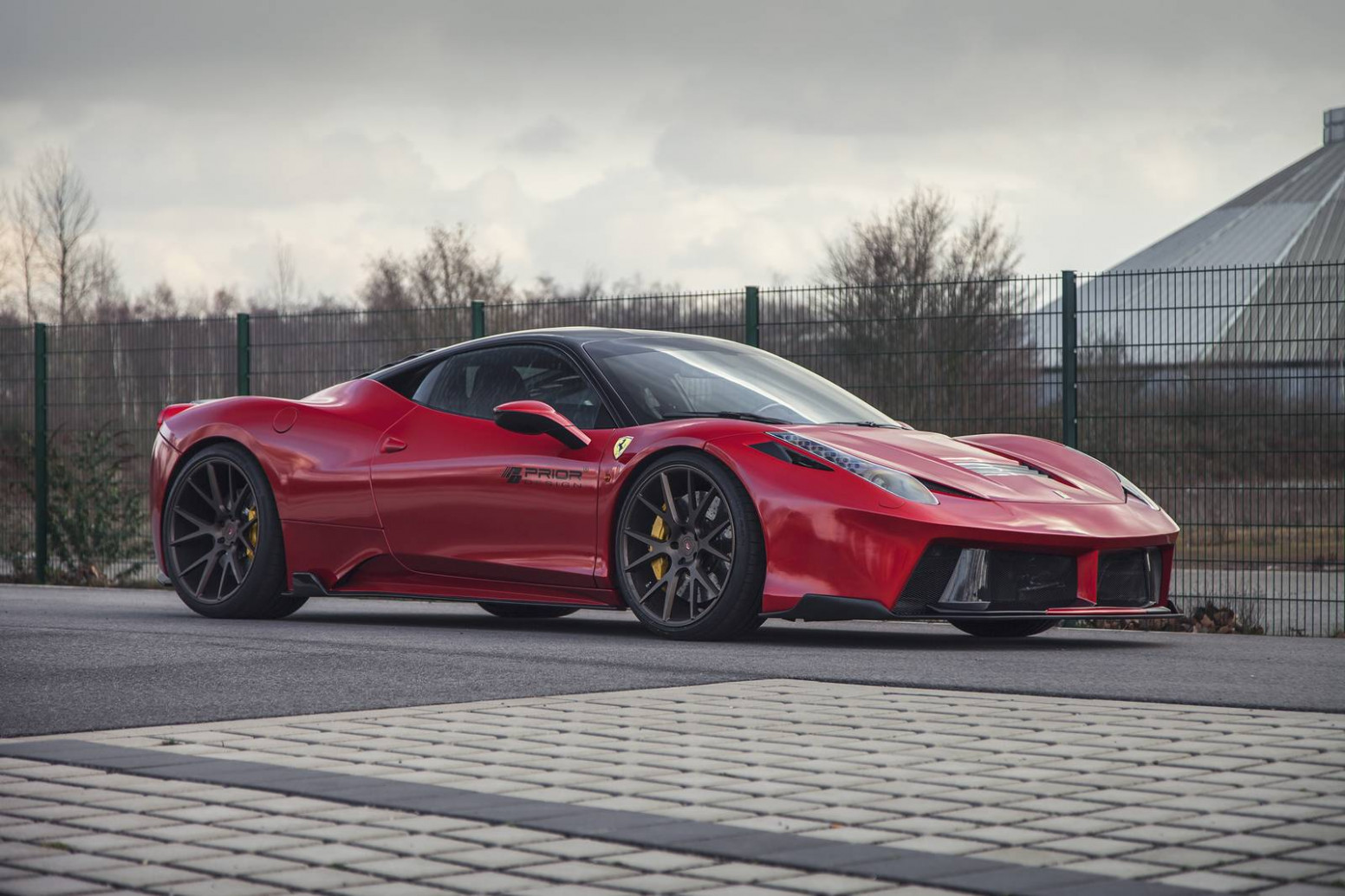 Style 2022 Ferrari 458