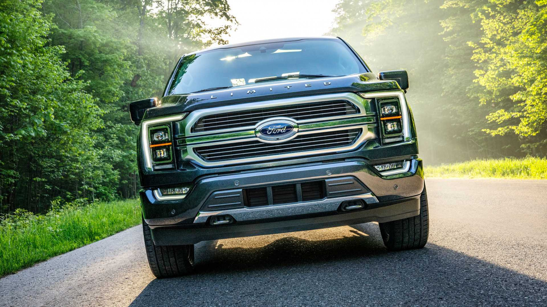 Picture 2022 Ford F150