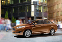 Ratings 2022 Ford Fiesta