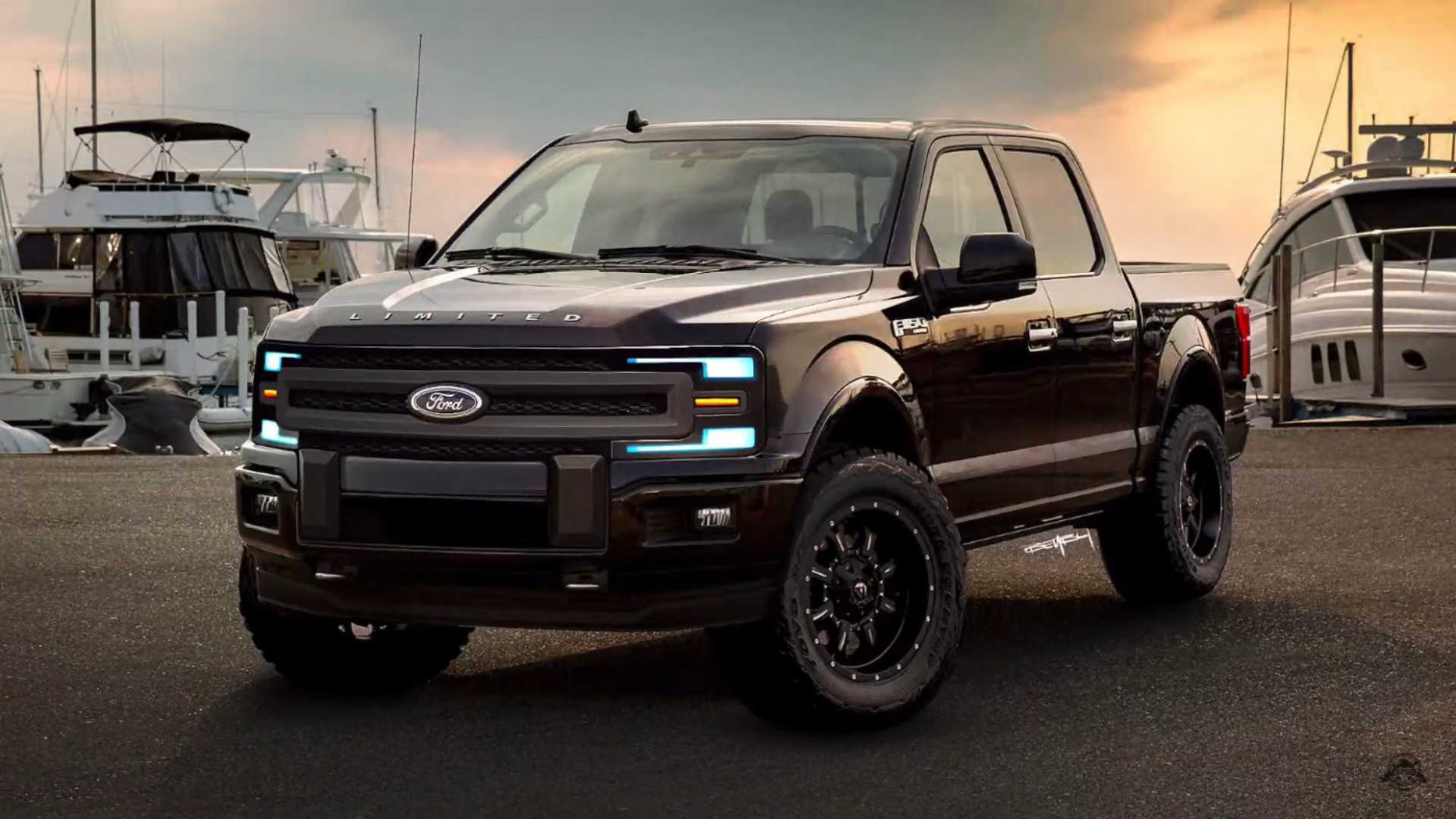 Redesign and Concept 2022 Ford Lobo