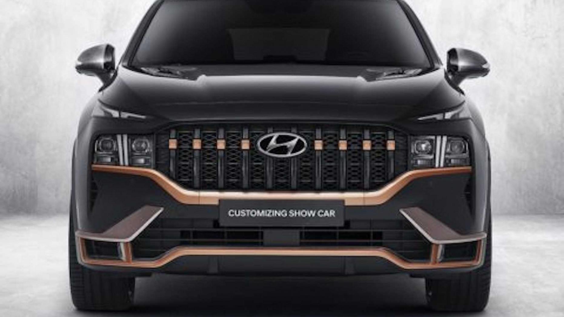 Release Date and Concept 2022 Hyundai Santa Fe