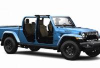 rumors 2022 jeep gladiator msrp