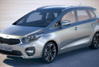 rumors 2022 kia carens egypt