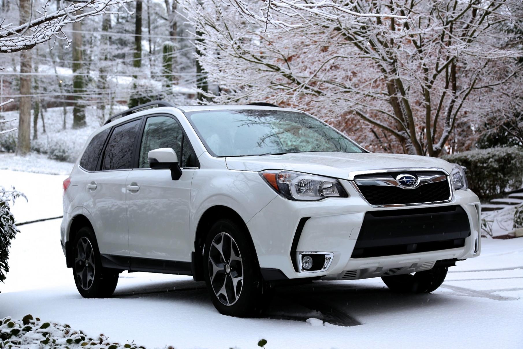 Wallpaper 2022 Subaru Forester Release Date
