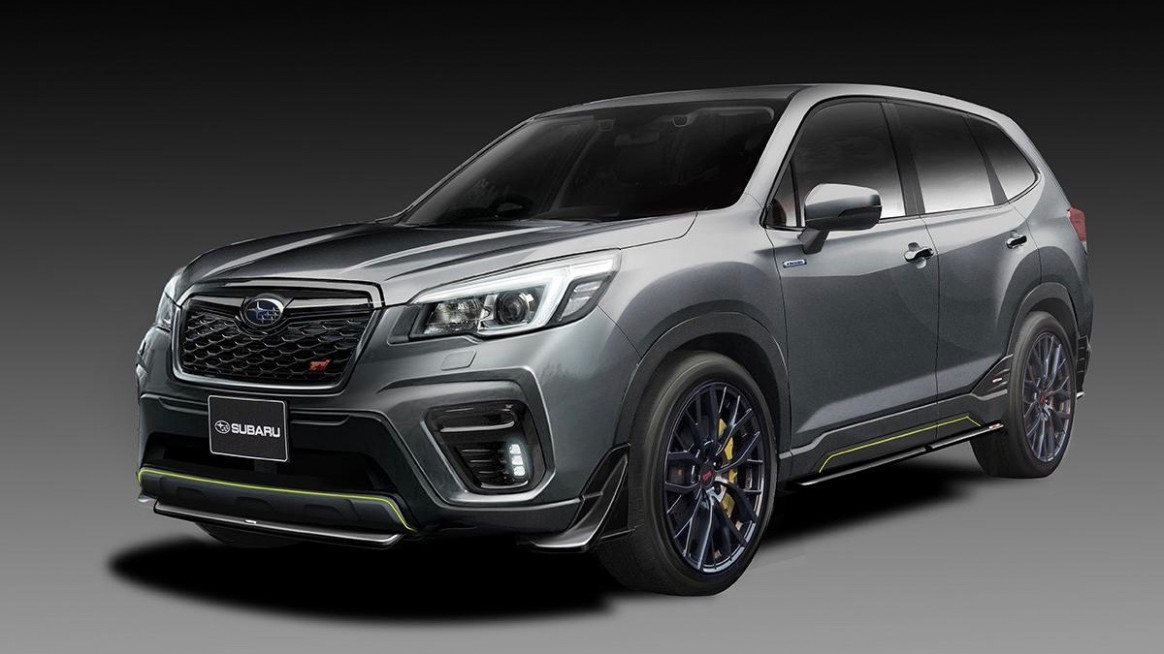 Images 2022 Subaru Forester