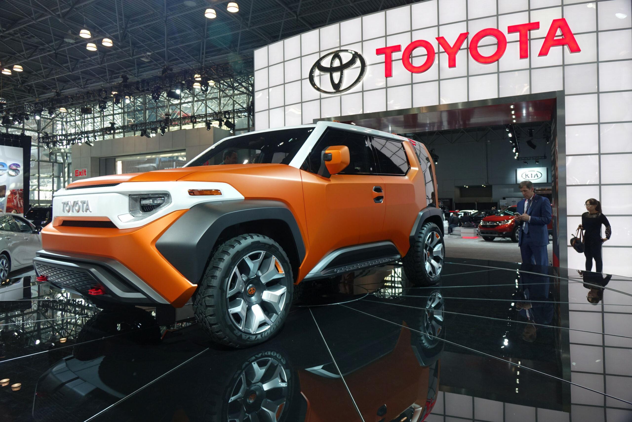 Photos 2022 Toyota FJ Cruiser