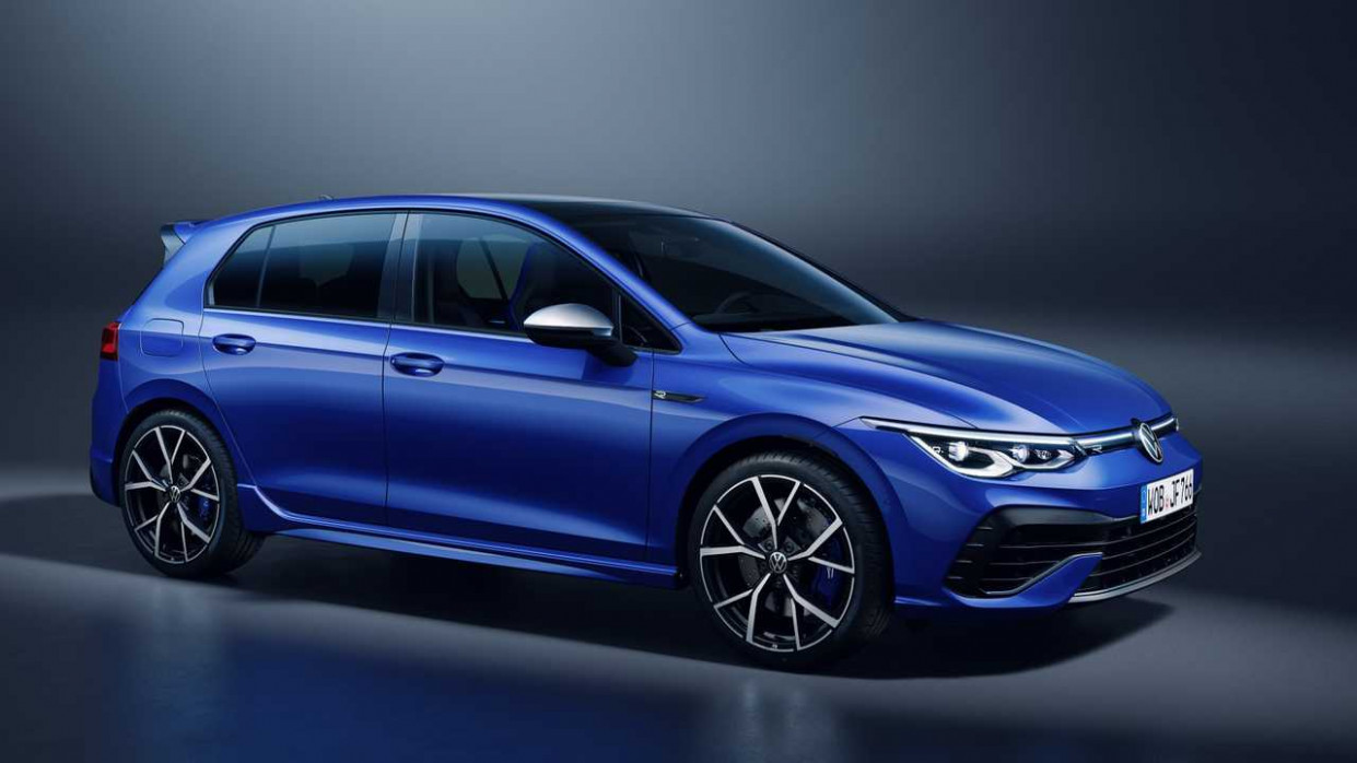 Redesign and Concept 2022 VW Golf R USA