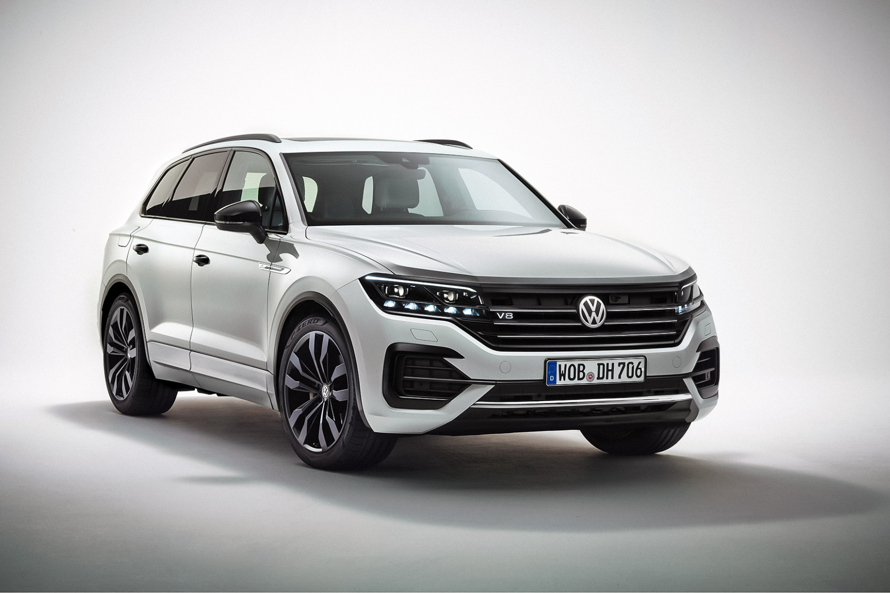 Ratings 2022 Vw Touareg Tdi