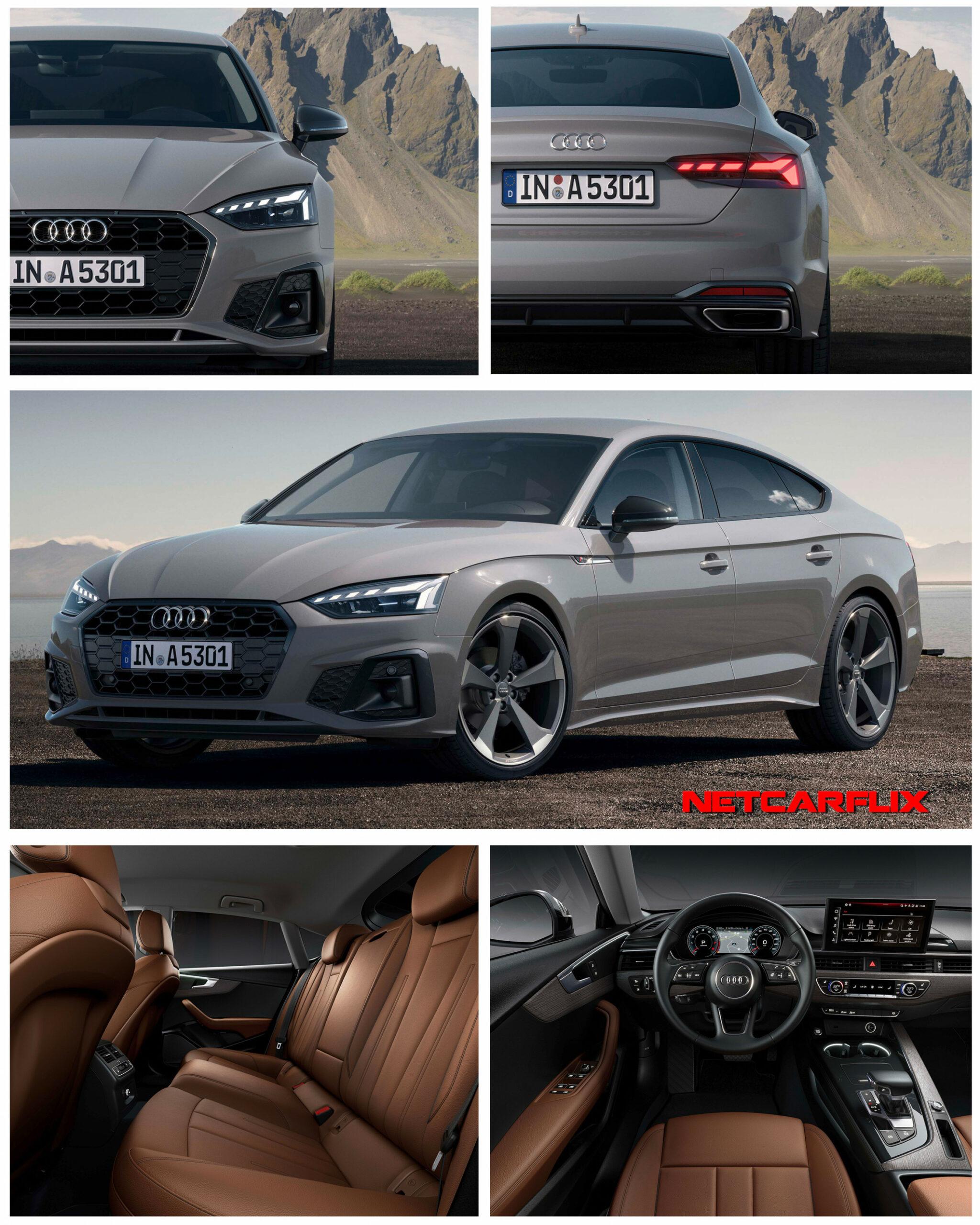 Interior Audi A5 2022 Interior